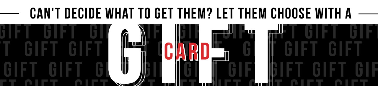 Can't Decided What to Get Them? Let Them Choose with a Gift Card