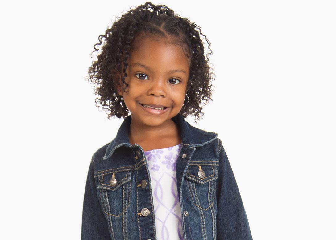 Aaliyah, age 6