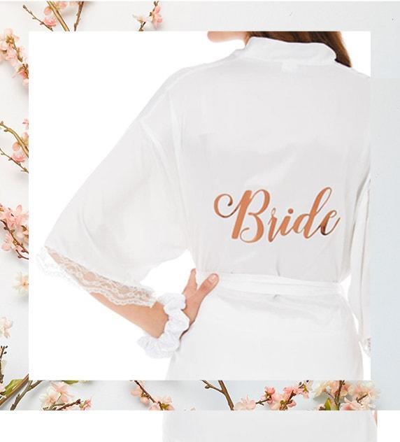 Shop bridasl robes