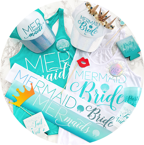 Mer-Maid Bachelorette Kit