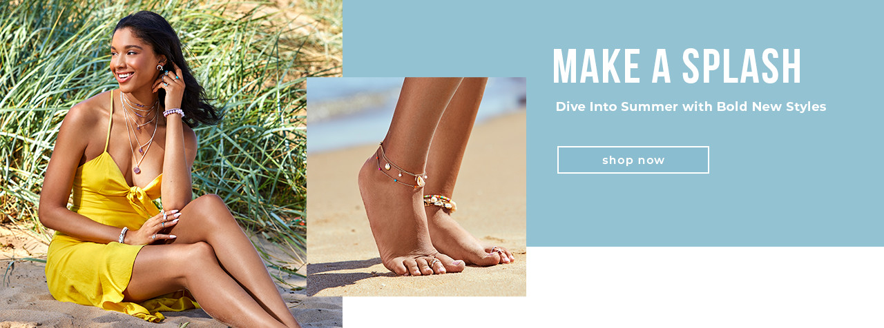 MAKE A SPLASH Dive Into Summer with Bold New Styles