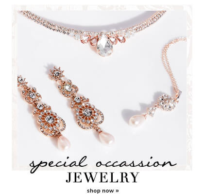 Shop Special Occasion Jewelry