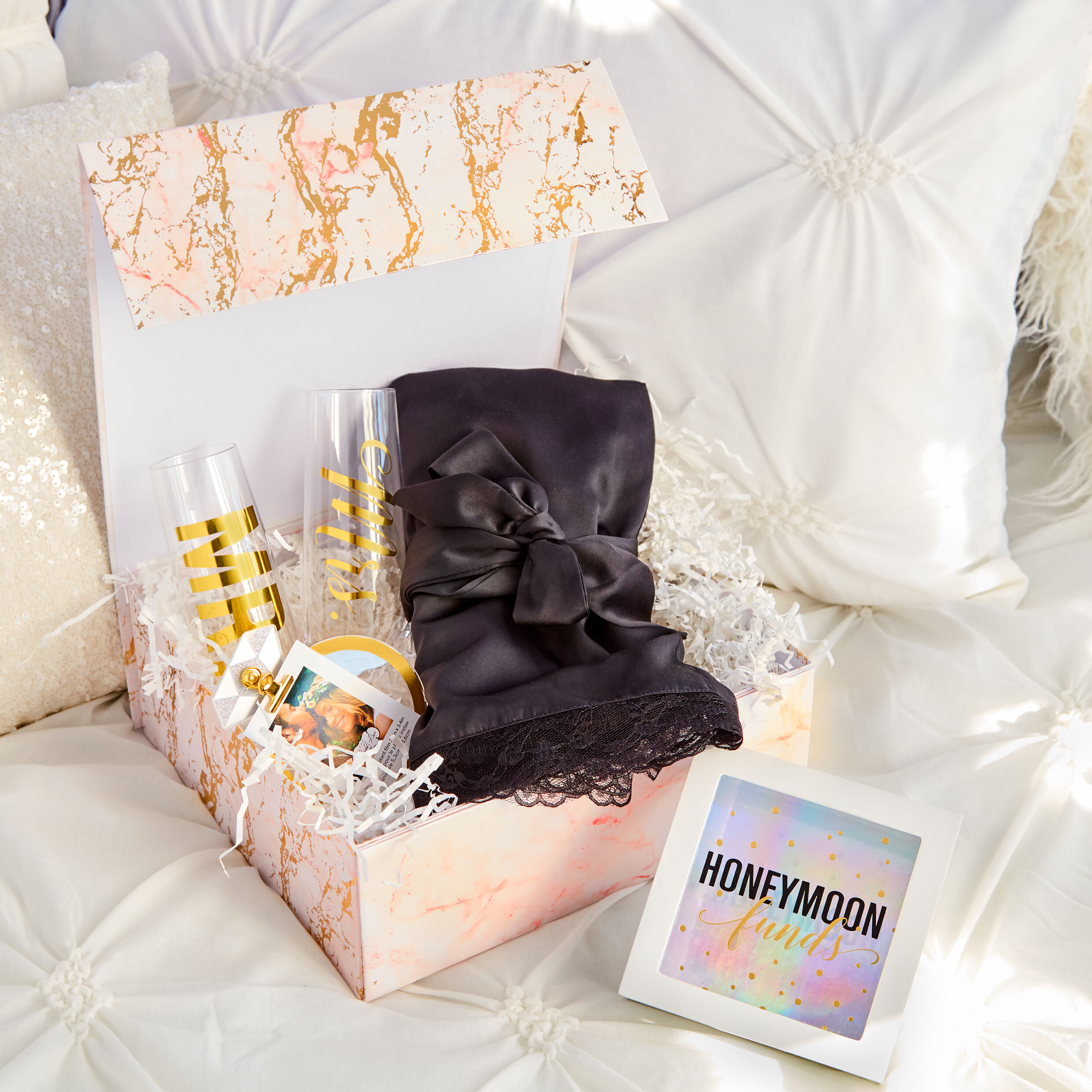 maid of honor proposal gift set