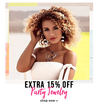 extra 15% off jewelry