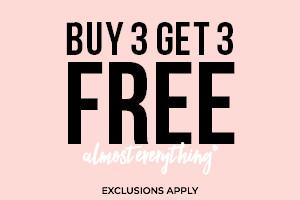buy 3 get 3 free