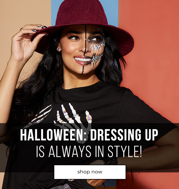 Halloween: Dressing up is always in style!